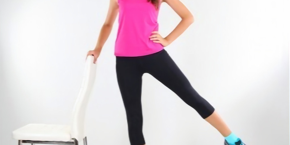 Pilates Chair Fitness