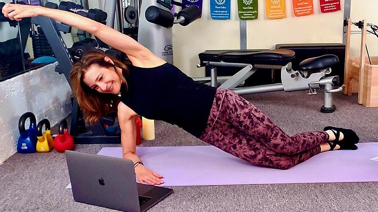 Rejuvenate Pilates - Thursday's 12:05 - 12:50