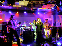 Performing with Joi at the BBC