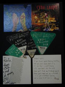 Wildland:Cyndi Lauper tour
