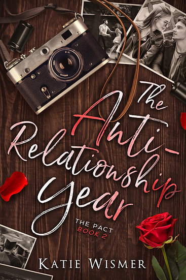 The Anti-Relationship Year Signed Paperback