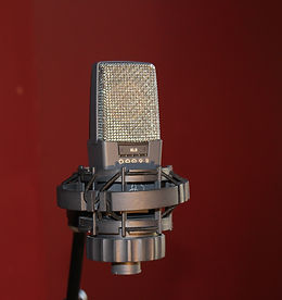Salt Lake City, Utah Recording Studio | AKG C414 XLS