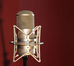 Utah Recording Studio | Salt Lake City Recording Studio | Neumann U47 FET