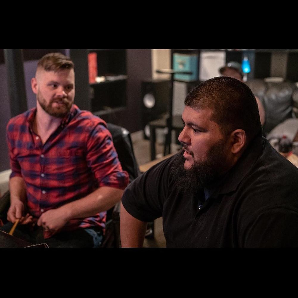 Recording studio in Salt Lake City, Utah