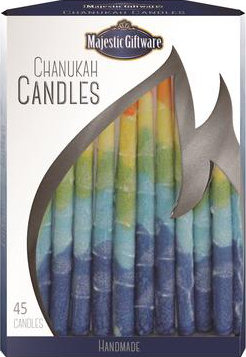 Chanukah Candles Assorted