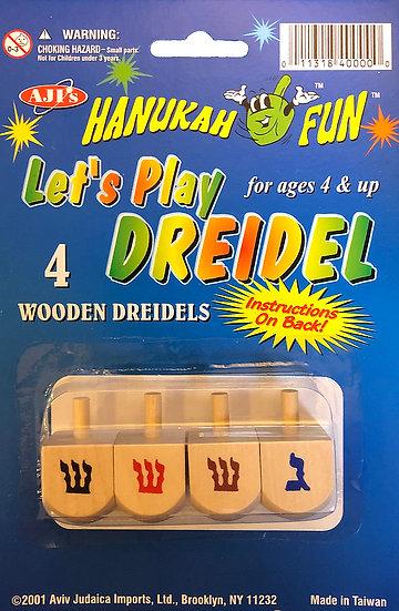 Let's Play Dreidel