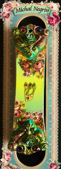 MEZUZAH CASE, Michal Negrin design.