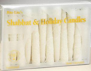 Premium Shabbat Candles