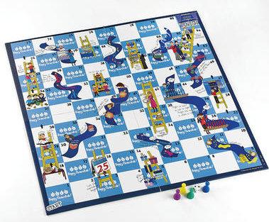 Climb & Slide Game