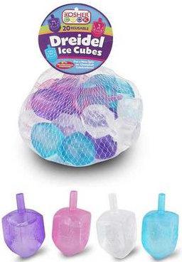 Dreidel, Ice Cubes