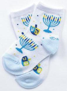 Chanukah Socks