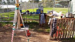 Pallet work benches