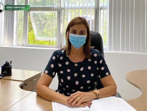 Ana Cláudia cobra novamente a reabertura dos restaurantes populares em Campina Grande