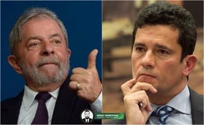 Por 3 a 2, STF declara que Moro foi parcial ao condenar Lula