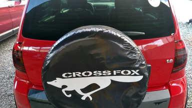 CROSSFOX 2012 Completo de Tudo! Todo Original! Em Excelente Estado de Conservação!