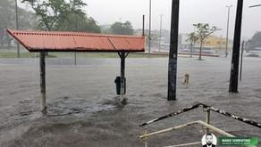 Inmet emite alerta de perigo potencial de chuvas intensas para 82 cidades da Paraíba; veja lista