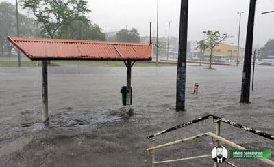 Levantamento da Aesa revela que chuvas na capital foram as maiores dos últimos 27 anos