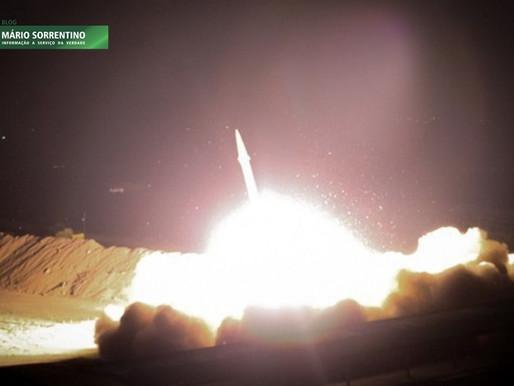 URGENTE: base americana no Iraque é alvo de ataque; Irã assume responsabilidade