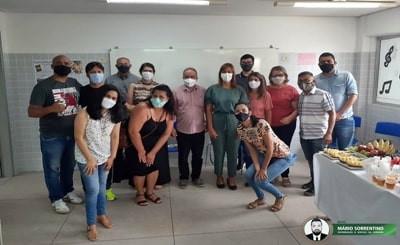 Após ação junto ao Governo, Ana Cláudia confirma ano letivo no CAIC das Malvinas e articulação pa...