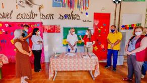 Prefeitura firma contrato com a Aldeia Infantil SOS e espaço funcionará como anexo para atender m...