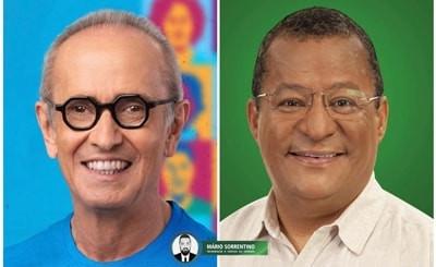 Pesquisa Datavox: Cícero lidera com 56,8% dos votos válidos e Nilvan tem 43,2%