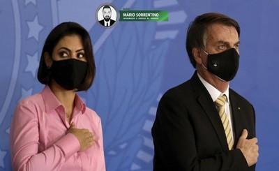 Queiroz e a esposa repassaram R$ 89 mil para Michelle Bolsonaro