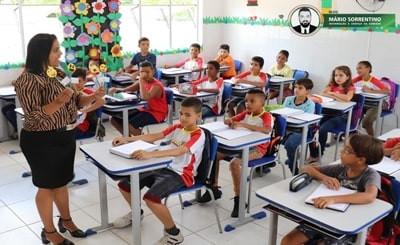 Escolas Municipais de Conde ficam acima da meta do Ideb
