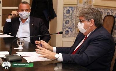 João Azevêdo se reúne com ministro Rogério Marinho e solicita novas obras hídricas para o Estado...