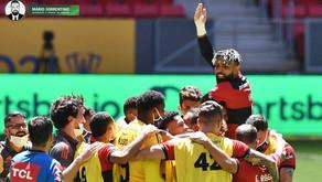 Flamengo vence o Palmeiras nos pênaltis e conquista a Supercopa