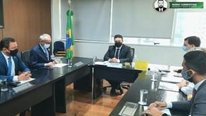 Cícero Lucena se reúne com presidente do FNDE e discute projetos e investimentos para Educação de JP