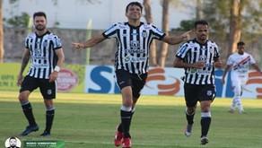 Treze vence o Ferroviário-CE por 1x0, gol do estreante Neto Baiano