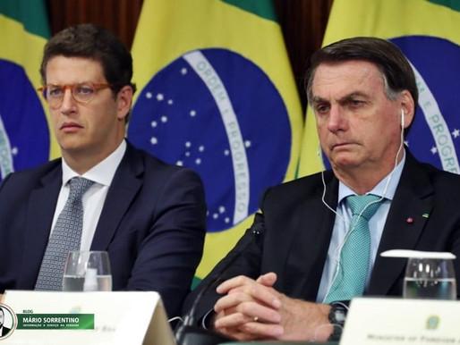 Um dia após promessa na Cúpula do Clima, Bolsonaro corta R$ 240 milhões para meio ambiente