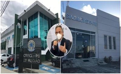 Creci e Sindimóveis-PB criticam inabilidade e discriminação da prefeitura de João Pessoa