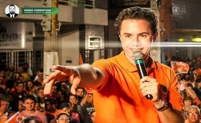 """Amigos, políticos e militantes enviam """"abraço virtual"""" de feliz aniversário para Veneziano"""