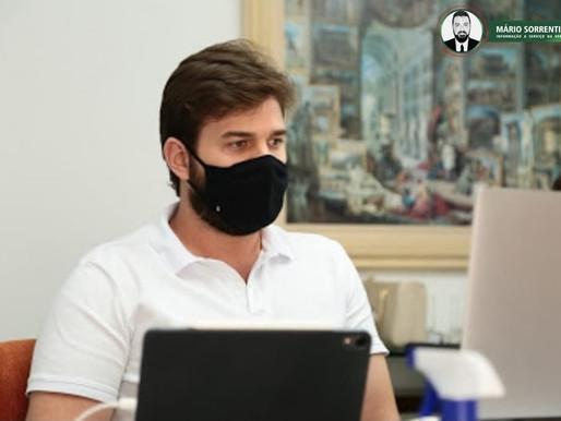 MP intima Bruno Cunha Lima a resolver caso de nepotismo na administração de Campina Grande
