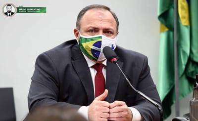 STF determina que Polícia Federal investigue gastos do Ministério da Saúde com compra de cloroquina