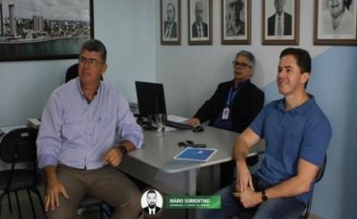 Senador Veneziano assegura mais R$ 200 mil para o Hospital da FAP adquirir equipamentos e materia...