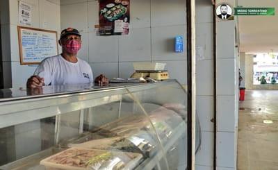 Vigilância Sanitária orienta população para compra de peixes na Semana Santa