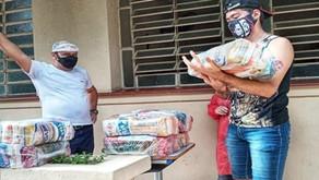 Governo da Paraíba inicia entrega de 250 mil cestas básicas para alunos da Rede Estadual de Ensino