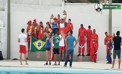Corpo de Bombeiros da PB conquista 1º lugar em competição no Rio Grande do Norte