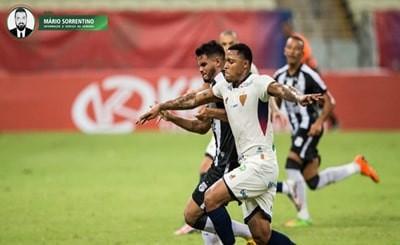Treze empata com Fortaleza pela Copa do Nordeste