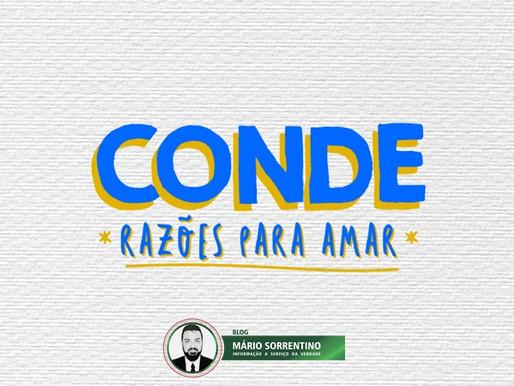 Prefeitura de Conde lança campanha em comemoração aos 56 anos de Emancipação Política da Cidade