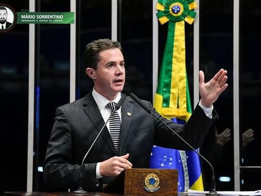 Senador Veneziano homenageia, na tribuna do Senado, os 188 anos da Polícia Militar da Paraíba