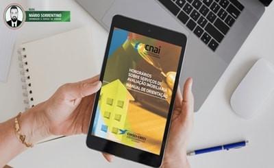 Manual orienta tudo acerca de honorários sobre serviços de avaliação imobiliária