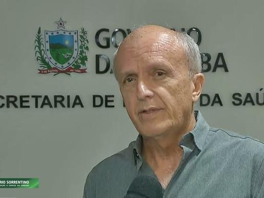 Paraíba deve receber mais 75 mil doses da Coronavac para aplicação da 2ª dose, diz secretário