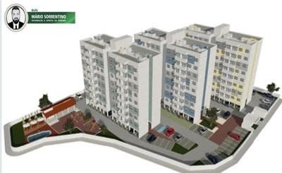 Cehap oferece apartamentos para quem ganha acima de R$ 1,8 mil em João Pessoa