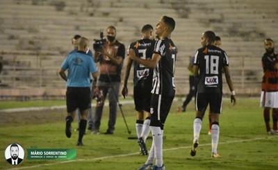 Treze vence clássico contra Campinense e enfrenta Botafogo na semifinal