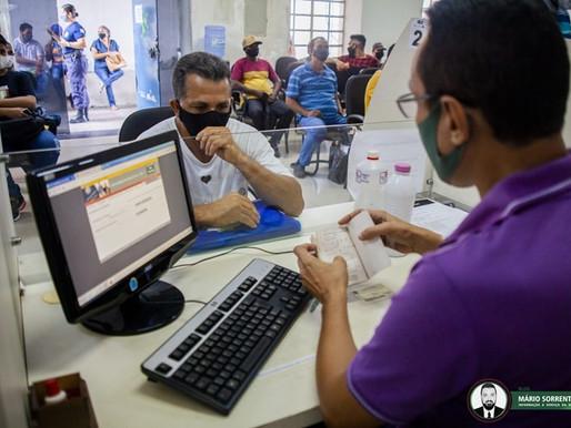 Detran-PB reabre postos de atendimento em duas Casas da Cidadania