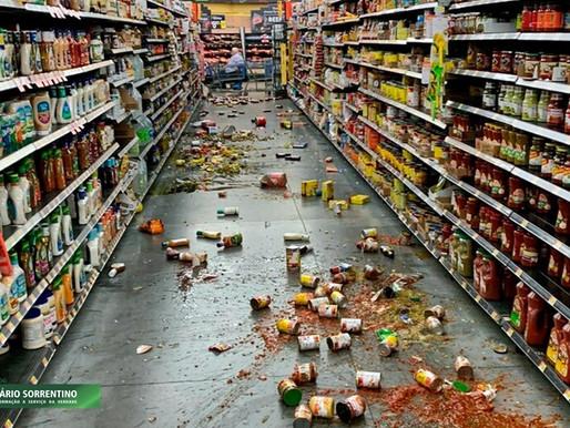 Terremoto mais potente em 20 anos atinge o sul da Califórnia nos EUA