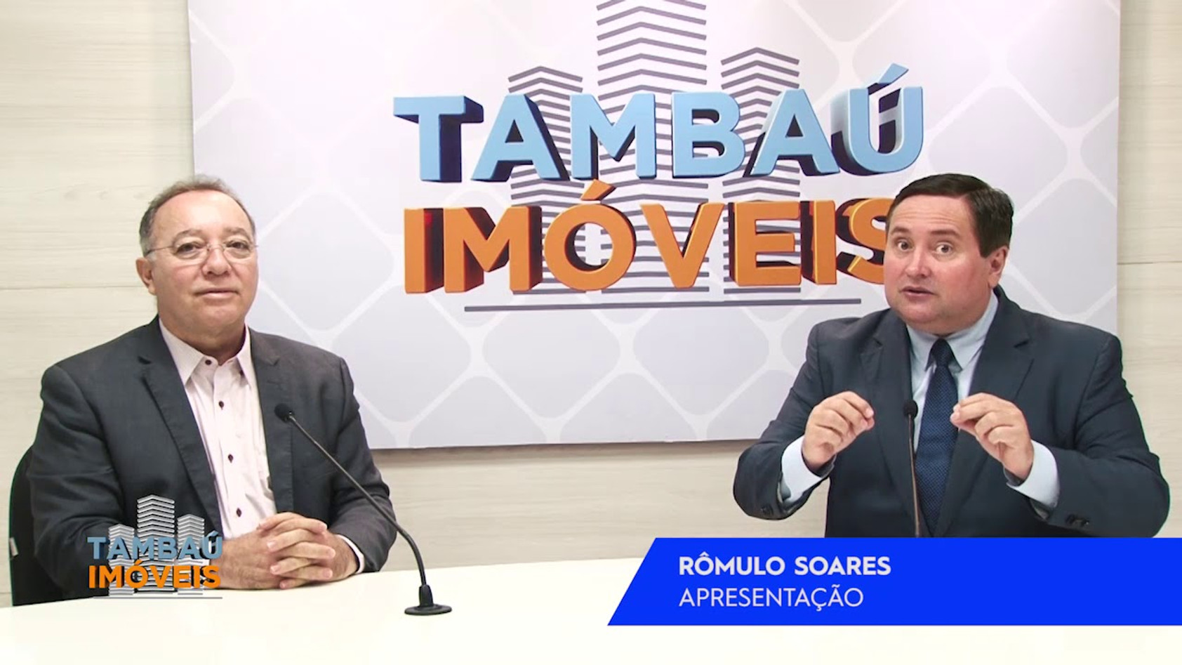José William fala tudo sobre o mercado imobiliário e da construção civil ao Tambaú Imóveis